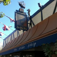 Photo taken at The Olde Ship by Jeff M. on 7/21/2012
