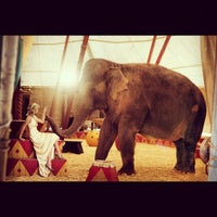 Снимок сделан в Національний цирк України / National circus of Ukraine пользователем Andrey G. 9/13/2012