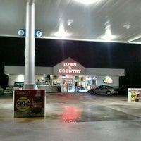Photo taken at Chevron by Zach R. on 6/1/2012