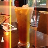 Photo taken at Cozy Thai Bistro by Wallis M. on 7/20/2012