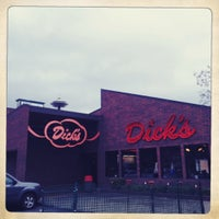 Photo taken at Dick's Drive-In by Ron P. on 2/29/2012