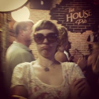 Photo taken at The House Pub by Christie K. on 7/7/2012