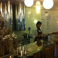Photo taken at Cremeria Funivia by Paride U. on 4/17/2012