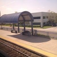 Photo taken at Metrolink Burbank-Bob Hope Airport Station by Marisa C. on 5/18/2012