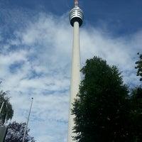 8/5/2012にArda K.がFernsehturm Stuttgartで撮った写真