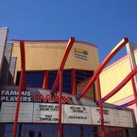 Photo taken at Cineplex Cinemas Mississauga by Jim P. on 4/29/2012