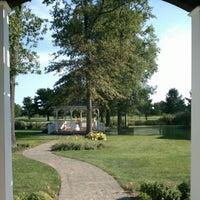 Photo taken at Swan Lake Resort by Ed M. on 8/22/2012