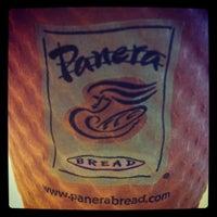 Photo taken at Panera Bread by Samuel David B. on 4/20/2012