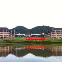 Photo taken at Mae Fah Luang University by Joy P. on 9/1/2012