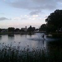 Photo taken at El Estero Park by Monika K. on 9/7/2012