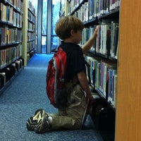 Photo taken at Orange County Library - Orlando Public Library by Natalie on 5/26/2012