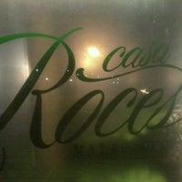 5/11/2012 tarihinde Alexander H.ziyaretçi tarafından Casa Roces'de çekilen fotoğraf