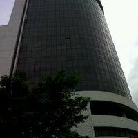 Photo taken at Graha Citra Caraka by Muhammad A. on 3/13/2012