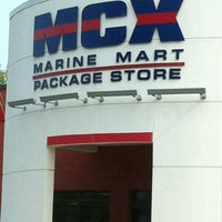 Photo taken at Marine Mart - Package Store by 💜Shellie 💋 M. on 6/22/2012