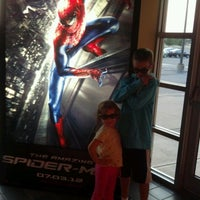 Photo taken at Regal Cinemas Village Park 17 by Heather H. on 6/29/2012