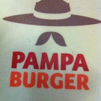 Photo taken at Pampa Burger by Cristiano A. on 3/24/2012