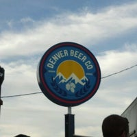 6/6/2012 tarihinde Brian S.ziyaretçi tarafından Denver Beer Co.'de çekilen fotoğraf