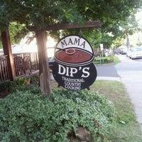 Photo taken at Mama Dip's by Jai Stone (. on 6/15/2012