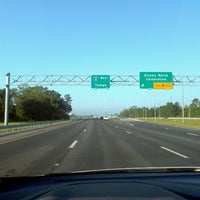 Photo taken at I-4 Exit 67 / Osceola PKWY by Marco A. on 9/5/2012