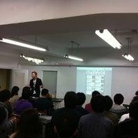 Photo taken at studio4 by Hiroshi T. on 7/1/2012