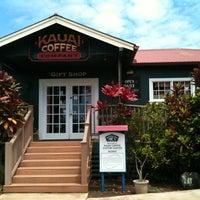 Photo taken at Kauai Coffee Plantation by Tami M. on 4/24/2012