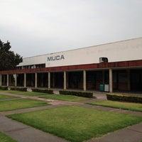 Foto tomada en Museo Universitario de Ciencias y Arte por Franco el 5/13/2012