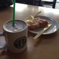 Photo taken at Starbucks by Алексей Л. on 5/14/2012