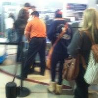 Photo taken at TSA Passenger Screening by Laura S. on 3/10/2012