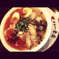 Photo taken at Hakata Ikkousha by Rizky A. on 6/17/2012