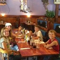 Photo taken at Dark Horse Steak And Brew by Jennifer H. on 6/8/2012