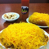 Photo taken at Skyline Chili by Dave S. on 7/7/2012