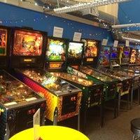Foto tirada no(a) Seattle Pinball Museum por Cathy H. em 5/6/2012