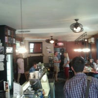 Photo taken at Chestnut Hill Cafe by Tom P. on 8/24/2012