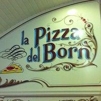 Foto tomada en La Pizza del Born por Francesc H. el 4/19/2012