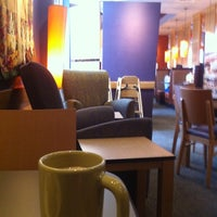 Photo taken at Panera Bread by Mike V. on 5/7/2012