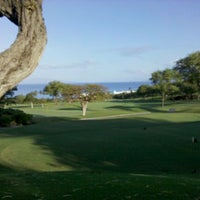 Photo taken at Wailea Golf Club by Jon M. on 5/2/2012