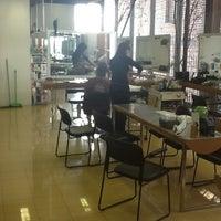 Photo taken at Kaze Hair Studio Mooca by Rodrigo T. on 4/17/2012