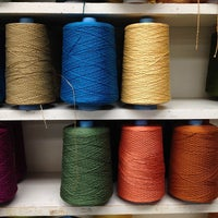 Photo taken at Yarn Barn by Colin L. on 5/19/2012