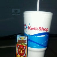 Photo taken at Kwik Shop by Valerie A. on 6/12/2012
