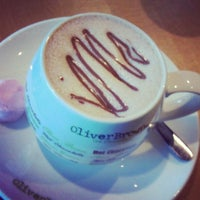 Photo taken at Oliver Brown Chocolaterie by Robbie M. on 5/7/2012