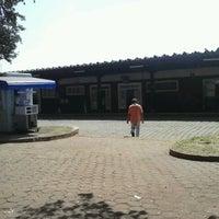 Photo taken at Terminal Rodoviário de São Manuel by Wesley S. on 9/5/2012
