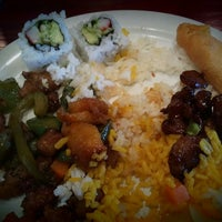 Photo taken at Crazy Buffet by Luciano N. on 4/15/2012
