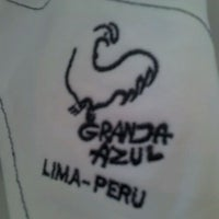 Photo taken at La Granja Azul by JOQO V. on 4/6/2012