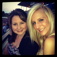 Photo taken at Missouri State Fair Grounds Grandstand by Andrea on 8/11/2012