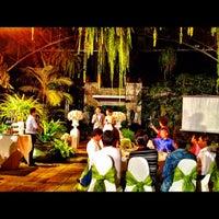 Photo taken at Bankampu Tropical Café by Nucifer M. on 5/12/2012