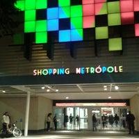 Photo taken at Shopping Metrópole by Caroline B. on 7/9/2012