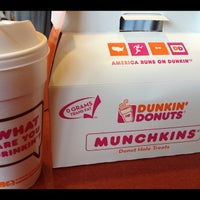 Photo taken at Dunkin Donuts by Evelyn C. on 7/4/2012