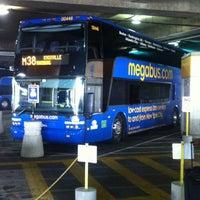 Photo taken at Megabus Stop - Washington, DC by Thirdchai S. on 8/2/2012