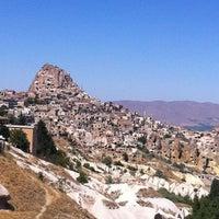 9/1/2012 tarihinde Jin O.ziyaretçi tarafından Suhan Cappadocia Hotel & SPA'de çekilen fotoğraf