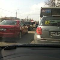 Photo taken at Ясеневая улица by Yura B. on 4/21/2012